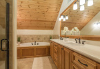 Master Bath w/ Dual Sinks & New 2018 Vanity